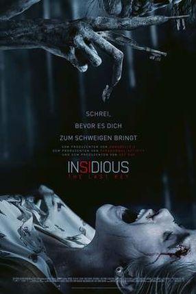 Poster: Insidious: The Last Key