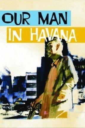 Poster: Unser Mann in Havanna