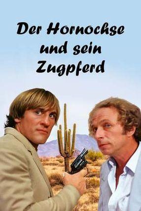 Poster: Der Hornochse und sein Zugpferd