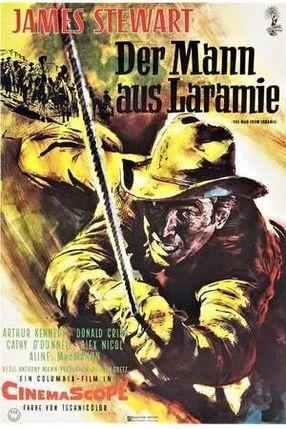 Poster: Der Mann aus Laramie