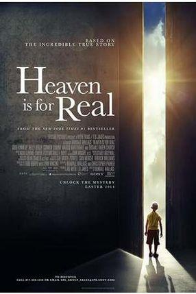 Poster: Den Himmel gibt's echt