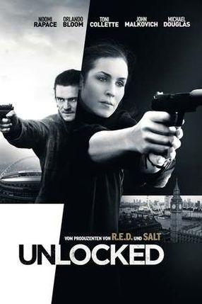 Poster: Unlocked