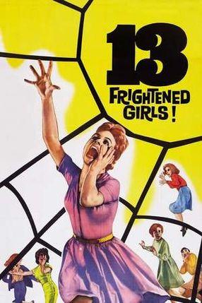 Poster: 13 Frightened Girls