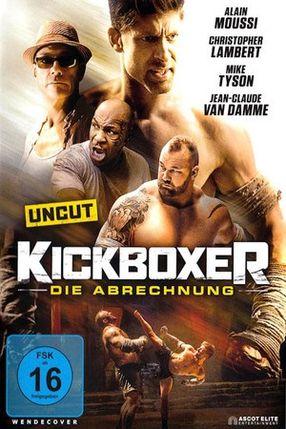 Poster: Kickboxer: Die Abrechnung