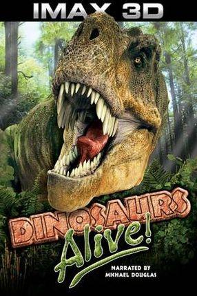 Poster: IMAX: Dinosaurier - Fossilien zum Leben erweckt!