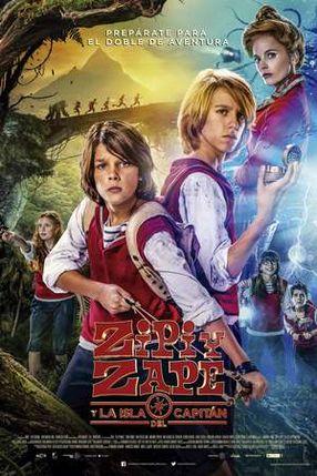 Poster: Zipi y Zape y la isla del capitán