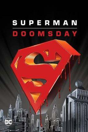 Poster: Superman: Doomsday