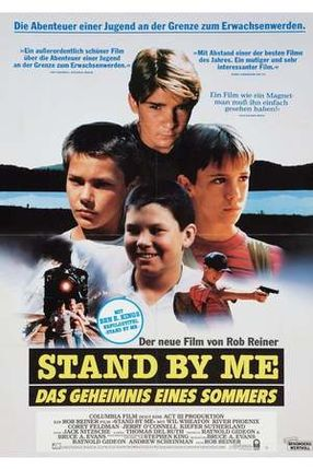 Poster: Stand By Me - Das Geheimnis eines Sommers
