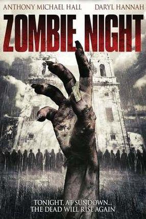 Poster: Dark Night of the Walking Dead