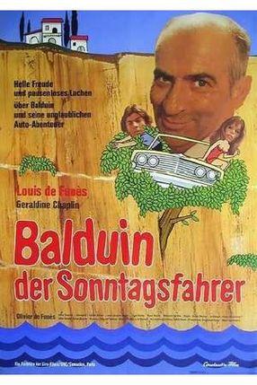 Poster: Balduin, der Sonntagsfahrer