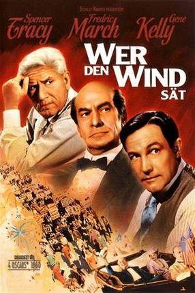 Poster: Wer den Wind sät