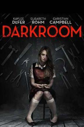 Poster: Darkroom - Das Folterzimmer!