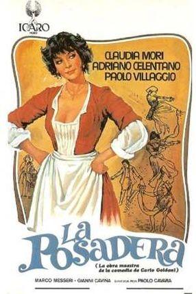 Poster: La locandiera