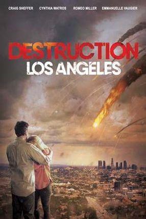 Poster: Destruction: Los Angeles