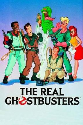 Poster: The Real Ghostbusters