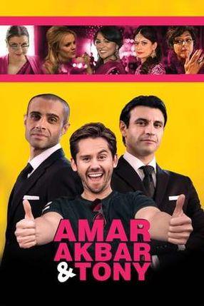 Poster: Amar Akbar & Tony