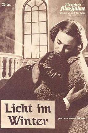Poster: Licht im Winter