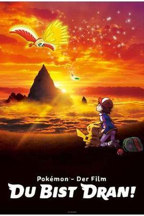 Poster: Pokémon – Der Film: Du bist dran!