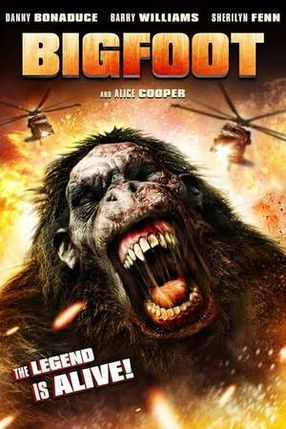 Poster: Bigfoot - Die Legende lebt