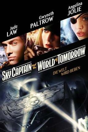 Poster: Sky Captain and the World of Tomorrow