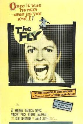 Poster: Die Fliege