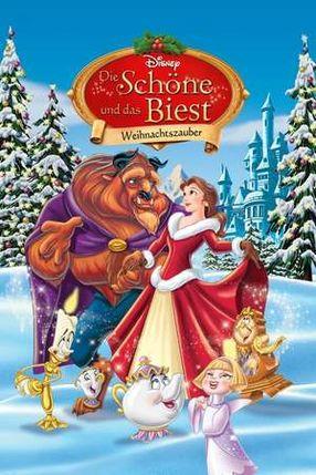 Poster: Die Schöne und das Biest - Weihnachtszauber