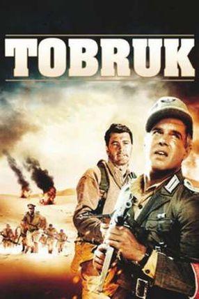Poster: Tobruk