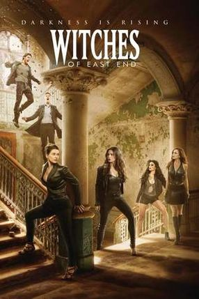 Poster: Witches of East End