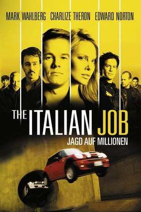 Poster: The Italian Job