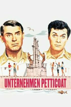 Poster: Unternehmen Petticoat