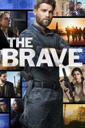 Poster: The Brave