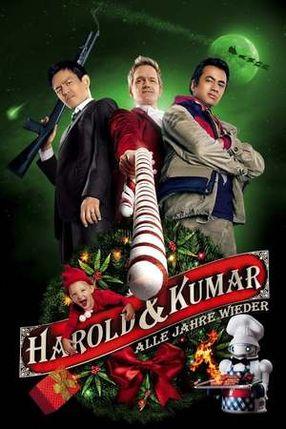Poster: Harold & Kumar - Alle Jahre wieder