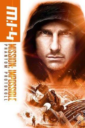 Poster: Mission: Impossible - Phantom Protokoll