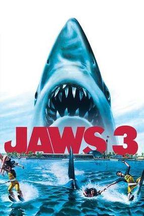 Poster: Der weiße Hai 3