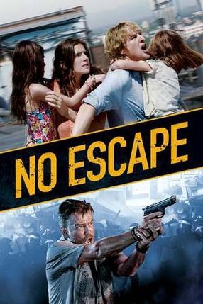 Poster: No Escape