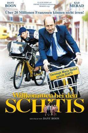 Poster: Willkommen bei den Sch'tis