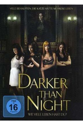 Poster: Darker Than Night