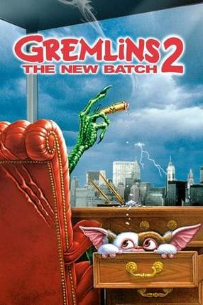 Poster: Gremlins 2 - Die Rückkehr der kleinen Monster
