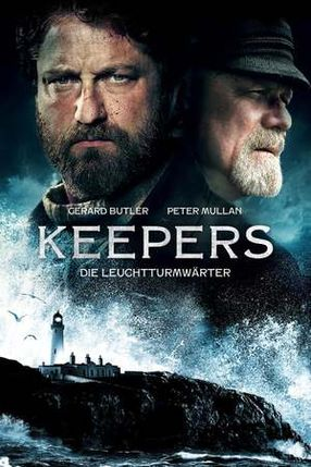 Poster: Keepers - Die Leuchtturmwärter