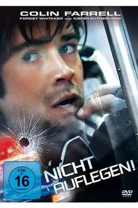 Poster: Nicht auflegen!