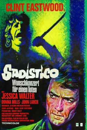 Poster: Sadistico