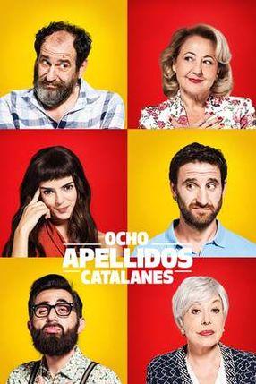 Poster: Ocho apellidos catalanes