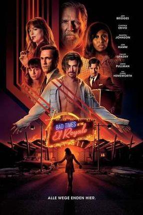 Poster: Bad Times at the El Royale