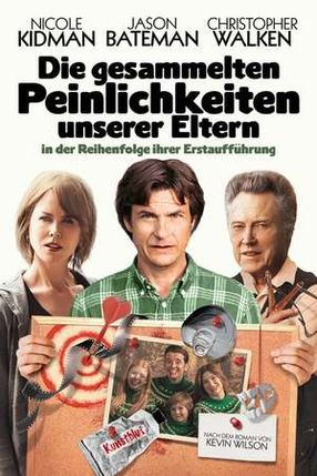 Poster: Die gesammelten Peinlichkeiten unserer Eltern in der Reihenfolge ihrer Erstaufführung