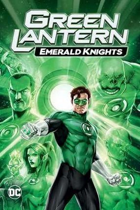 Poster: Green Lantern - Emerald Knights
