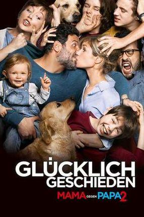 Poster: Glücklich geschieden - Mama gegen Papa 2