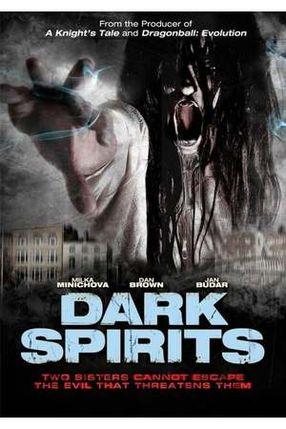 Poster: Dark Spirits - Angst ist dein stärkster Feind
