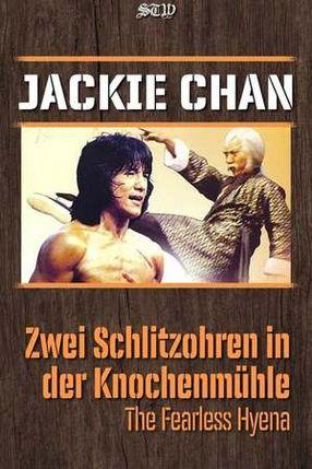 Poster: Zwei Schlitzohren in der Knochenmühle