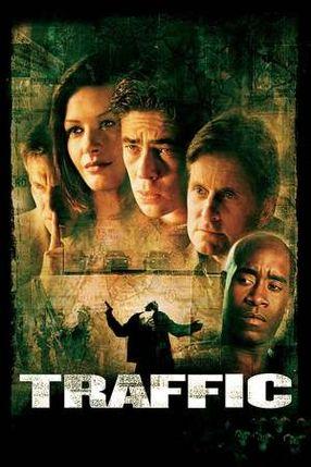 Poster: Traffic - Macht des Kartells