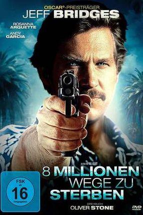 Poster: 8 Millionen Wege zu sterben